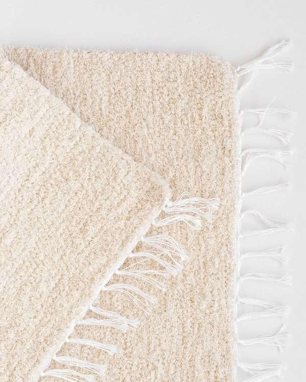 Thick Weave Bedside Rug