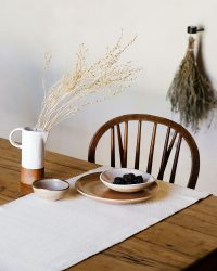 Country Table Runner (Natural)