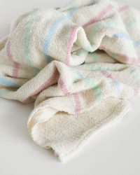 Baby Blankets With Stripes Throughout (Candy)