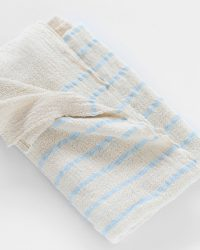 Baby Blankets With Stripes Throughout (Blue)