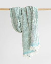 Contemporary Scarf (Teal)