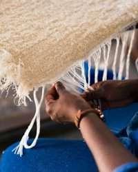 Medium Thick Weave Rug