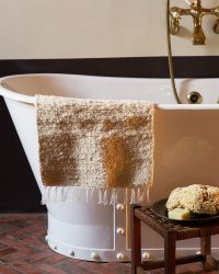 Thick Weave Bath Mat