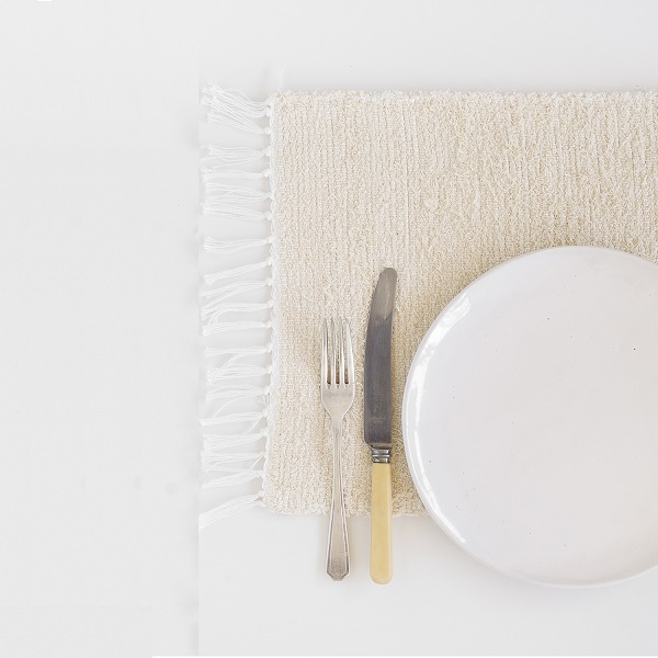 Thick Weave Placemat