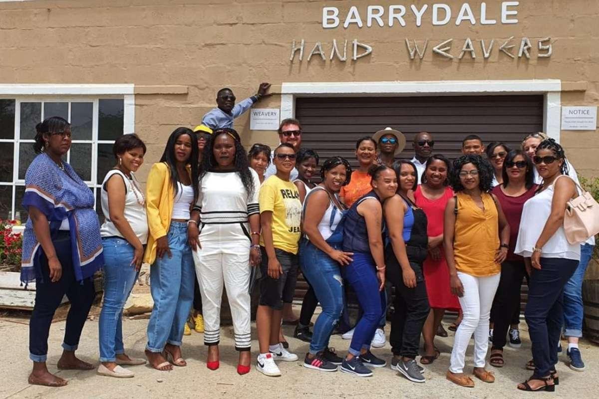 Woza Barrydale Hand Weavers Woza