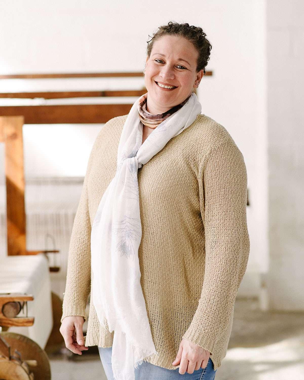 Marie-Lize Mills - Barrydale Hand Weavers