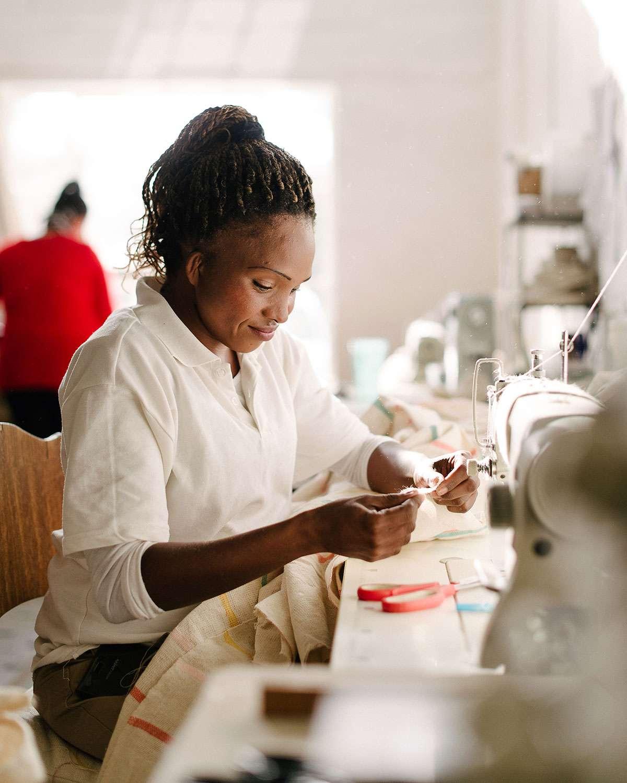 Geraldine Alexander - Barrydale Hand Weavers