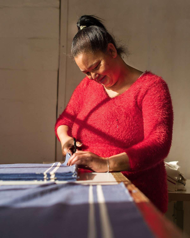 Tessa Wessels - Barrydale Hand Weavers