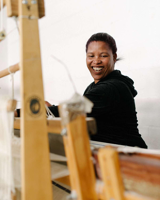 Miriam Pieterse - Barrydale Hand Weavers