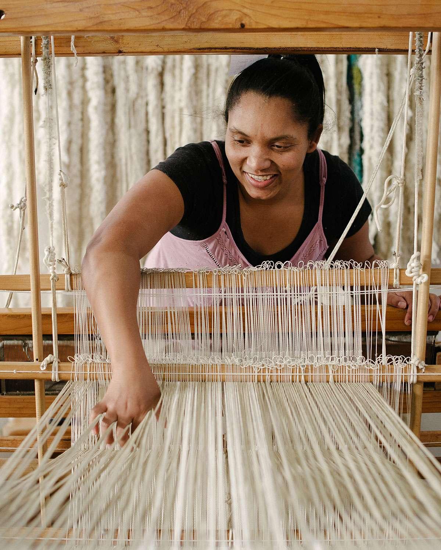 Surellen Spogter - Barrydale Hand Weavers