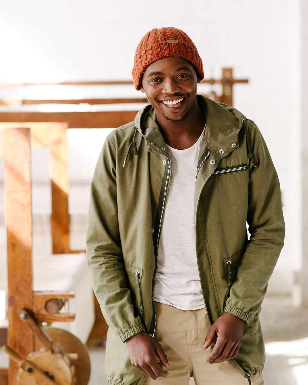 Ntembeko Ngxulelo - Barrydale Hand Weavers